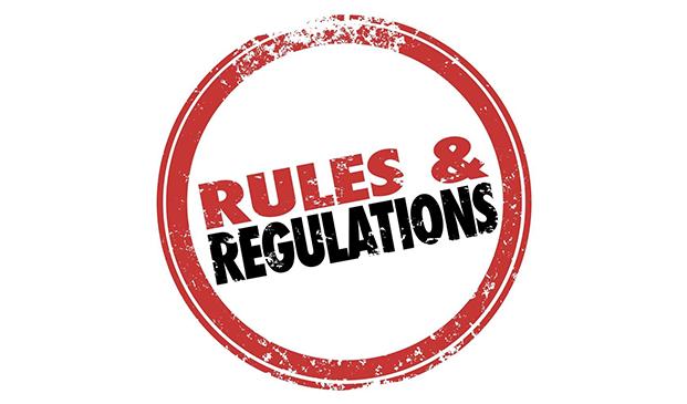 قوانین انجام پروژه و پایان نامه